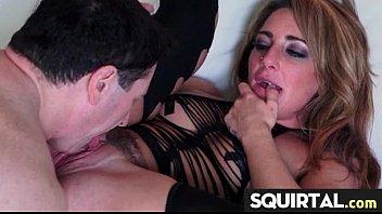 ejaculating solo female Mom is sleeping son raped scene5