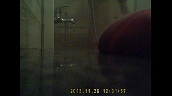 girl voyeur turkey awesome the bath in Everyone cum inside her pussy10