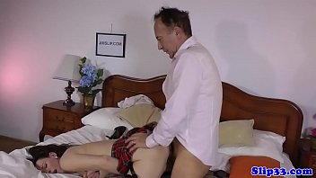 iraq old man Hai ry mature and young hottie teach boy to masterbate