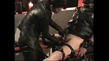 slave tied anal Travesti with wife