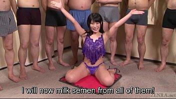 cmnf subtitled game enf japanese Massage my skinny cunt