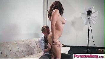 pornstar orgy big Annie cruz doggy style on the floor