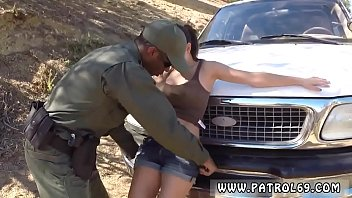 police take by firce woman Asia sticks her tight ass out wide and that gets j