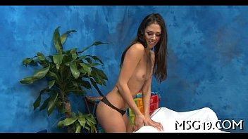 maid give hidden massage Samantha c 1st gloryhole visit