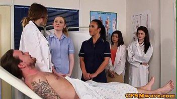 nurse wife uniform handjob asian japanese stockings ta patient Sarah beattie slave6