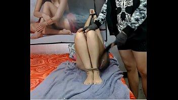 brutal master slave punching face Video909 paren provodit svobodnoe vremya so svoey devushkoy