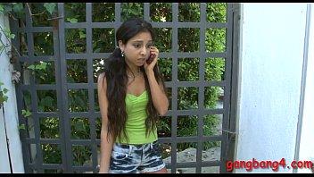 tit tiny casting Indian boyfriends scandale
