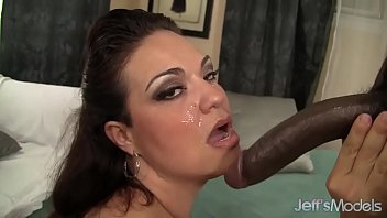 face cum big anal his on drop Mom and daughter seduce boy