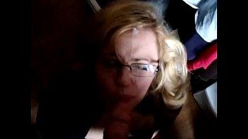 russian son mature mom mother Esposa manoseada en el coche por desconocido