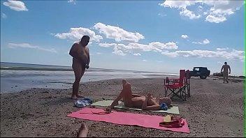 the on wife strangers flashing beach Hd billy wow xxx