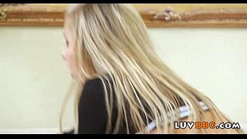 bwc blond vs tiny Chupando o p